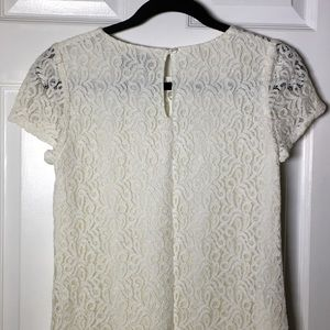 Jack Wills Dresses - Jack Wills Lace Shift Dress